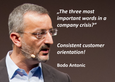Podcast: Sales as a key factor during a crisis